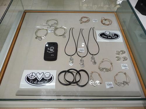 Peace Love World Jewelry Bangles