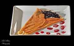 Berry Jam Crepe (PhotoGrapherQ80 «KWS») Tags: food apple pie candy sweet crepe yumy adel abdeen firemanq80