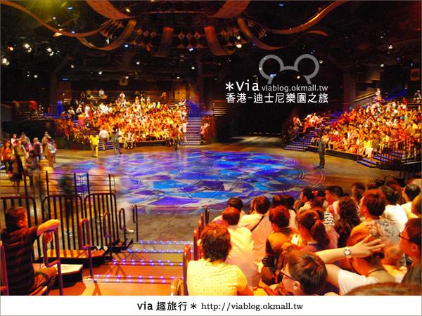 【香港自由行】跟著via玩香港(1)~爆走香港迪士尼樂園46