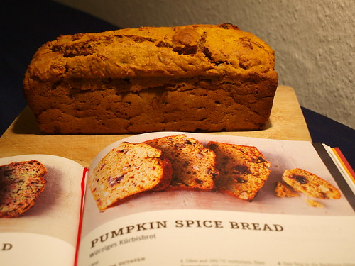 Pumpkin Bread (Barcomi)