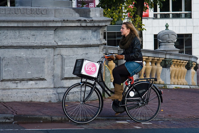 Amsterdam Cycle Chic - LOS