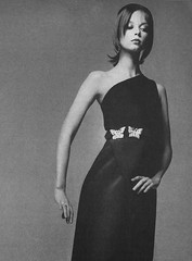 Mainbocher (Classic Style of Fashion (Third)) Tags: 1969 vogue mouche richardavedon vintagemagazine mainbocher 1960sfashion 19602s vintyagefashion