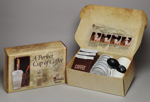 SmartCup Packaging