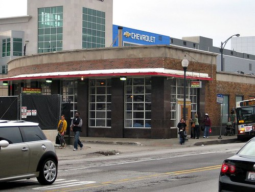 North/Clybourn before the makeover (by: Kevin Zolkiewicz, creative commons license)