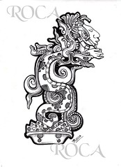 CULTURA MAYA (roca tattoo studio) Tags: art tattoo mexico arte maya aztec body teotihuacan flash culture pic mayan convention dibujo diseño cultura tatto roca precolumbian dios tatuaje pictur calendari jaina calendario guerrero prehispanic olmeca azteca convencion precolombino prehispanico zapoteca deidad mixteca glifo