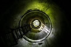 manhole (eb78) Tags: dark underground minneapolis tunnel drain mpls urbanexploration twincities saintpaul subterranean mn stormdrain ue drains urbex draining