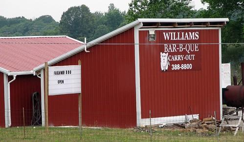 William Faulkner BBQ, Kansas