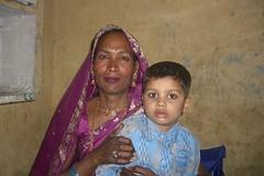 Babysitting (Whitney Lauren) Tags: india toddler delhi hijra