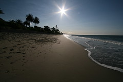 Bright new day (Automatt) Tags: morning sun beach santabarbara interestingness fav10 ultimateshot