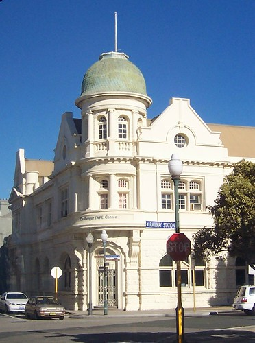 Former Norwegian Embassy Fremantle