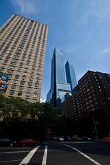 twc (Milton CJ) Tags: nyc newyorkcity skyscraper towers wideangle canon5d canonef1740mmf4lusm whitestripes timewarnercenter 17mm canoneos5d