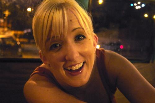 Rachel at Satchels