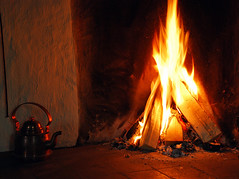 Fireplace by @rild, on Flickr