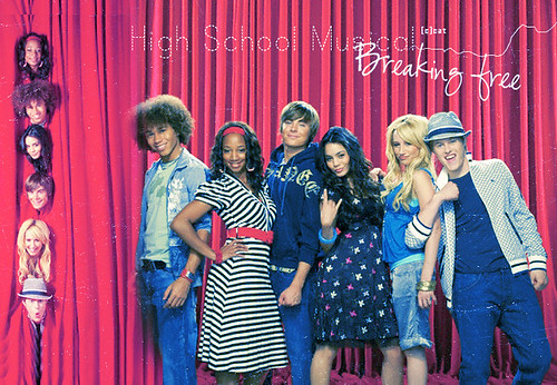 High school musical the movie pictures