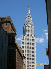 chrysler building (yeoldeblackhippie) Tags: building chrysler