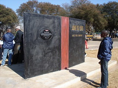 Tsietsie Mashinini Monument (Sunday Times)