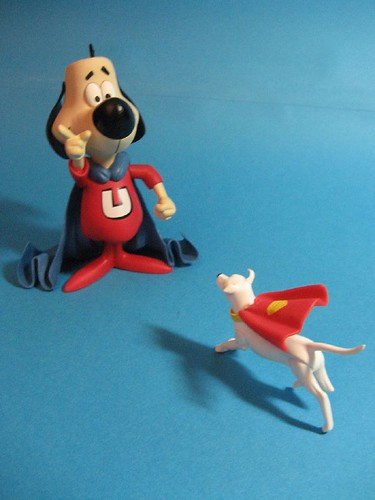 Underdog and Krypto