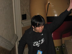 JWong enters the stage at Evo2k7