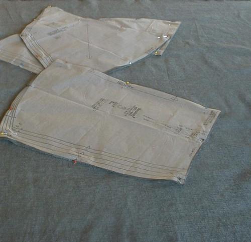 Cutting Skirt