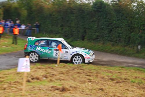 Toyota Corolla WRC - S McArdle