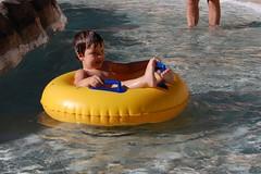 Simon in the Lagoon