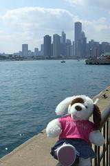 Jo at Navy Pier