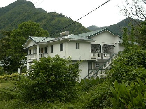 Soufriere Accommodation/St.lucia