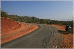 Varandha Ghat Curve