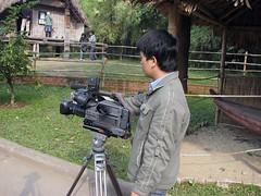 VTV4 Cameraman