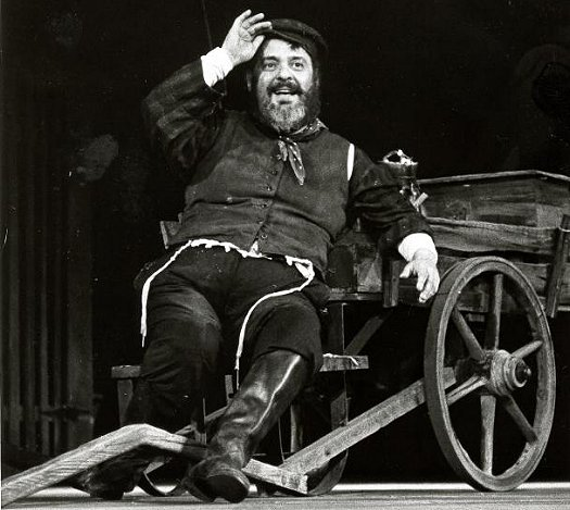 Zero as Tevye