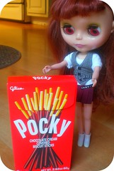 Give me that Pocky!