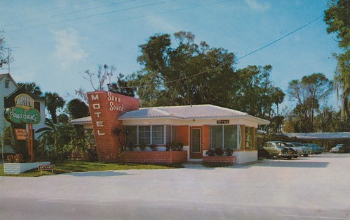 Sans Souci Motel - Daytona Beach, Florida