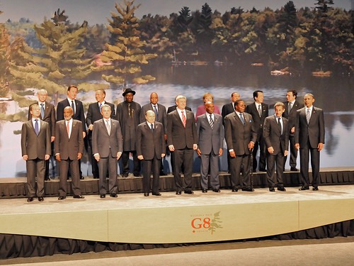 G8 and African leaders