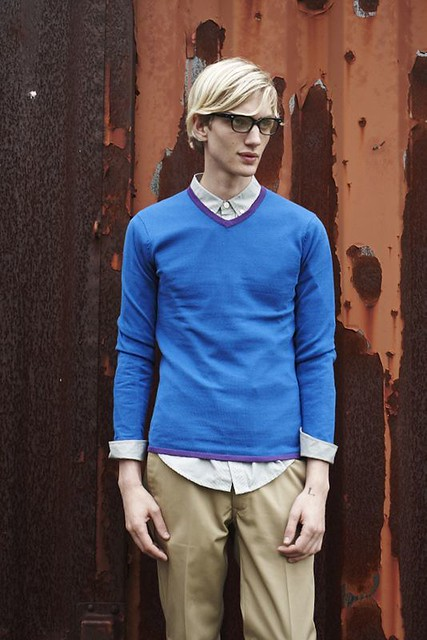 Paul Boche0166_Levi's Collection AW10(Official)