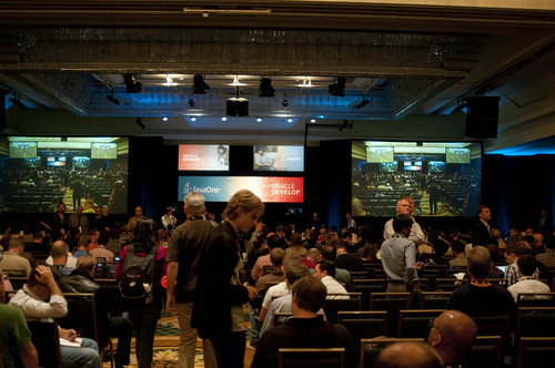 JavaOne Technical General Session, JavaOne + Develop 2010 San Francisco