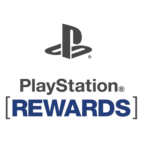 PlayStation Rewards - Stacked