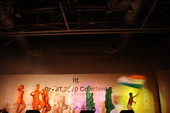 Prince Group Show @ Cultural Night, PAN IIT 2010 (pankaj.batra) Tags: show delhi madras group prince iit bombay winner varanasi conference session indore hyderabad mandi gandhinagar alumni cultural guwahati roorkee kanpur jodhpur conclave ncr bhubaneswar patna greaternoida kharagpur paniit ropar princegroup indiaexpocentre indiasgotthetalent paniit2010