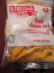fresh cheese curd
