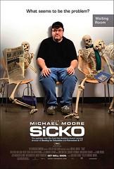 Trailer y nuevo póster de 'Sicko'
