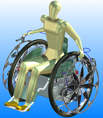 selfbalancing wheelchair