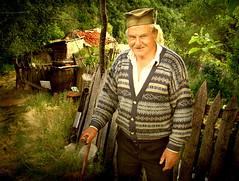 Man With Shajkacha (AIeksandra) Tags: portrait fairytale joke serbia photojournalism documentary oldman social monastery national cover balkans tradition brand guca gucha vranje bujanovac sajkaca pcinja prohorpčinjski Гуча guča