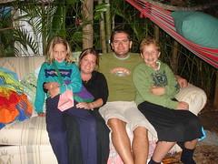 Me, her, Braden and Georgia
