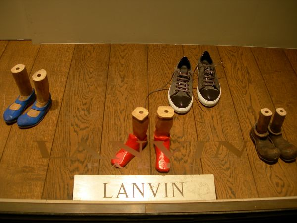 Lanvin by night