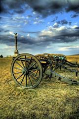 Last battle of the Civil War (JoelDeluxe) Tags: searchthebest maryland battle civilwar cannon antietam joeldeluxe monuments hdr robertelee antietamnationalbattlefield sharpsburgmd thebloodiestdayofthecivilwar