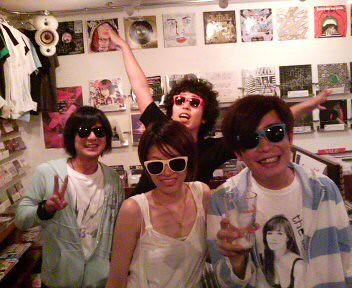 Escalator Records Tokyo