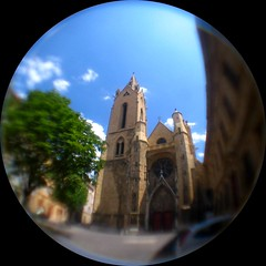 Saint-Jean de Malte - by Rafael Peñaloza