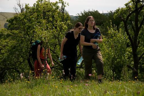 Dívky došly pro vodu -- hana nová logici kolínská lidé marie