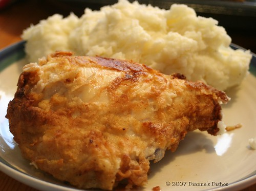 ... basic buttermilk fried chicken martha stewart basic buttermilk fried