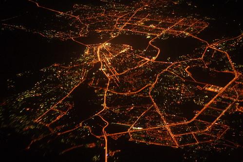 フリー画像| 人工風景| 街の風景| 夜景| ロシア風景|       フリー素材|