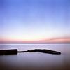 CoMa I. (Vincént) Tags: longexposure seascape 6x6 zeiss hasselblad greece squareformat minimalism agfaoptima100 vincentvega 503cw canoscan9950f anawesomeshot vincént fullframenocrop distagoncf504tfle adoublefave